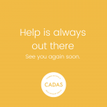 We're closed until after Easter Monday – but help is always out there!