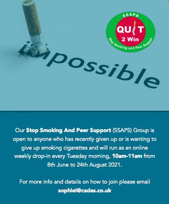 stop smoking group