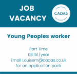 We are looking for our next superstar Young People's Worker